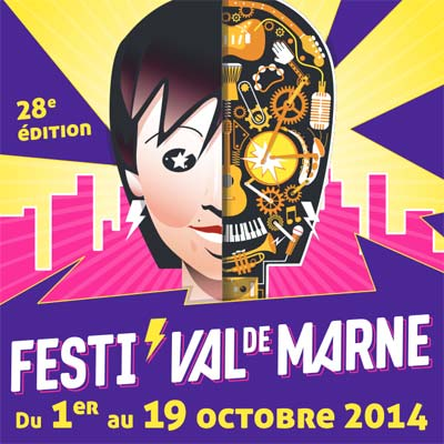 [94] - FESTI'VAL DE MARNE - MINIMAN + BRAIN DAMAGE MEETS VIBRONICS