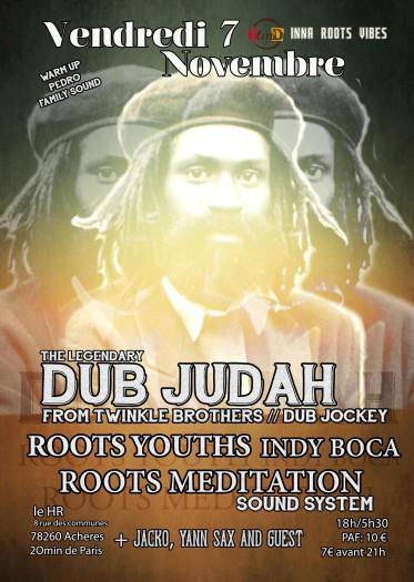 [78] - DUB JUDAH ALONGSIDE DJ KULLAR + PEDRO FAMILY SOUND