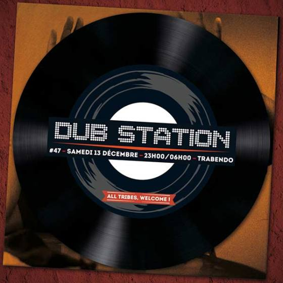 [75] - DUB STATION #47 - IRATION STEPPAS + BLACKBOARD JUNGLE SOUND SYSTEM