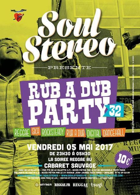 [75] - RUB A DUB PARTY #32