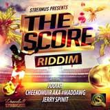 the score riddim